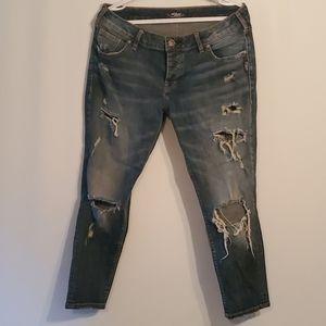 Women's SILVER Kenni Jeans